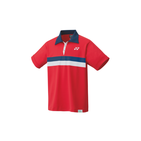 75TH Men's Polo Shirt (Slim Fit) 10390A [Ruby Red]